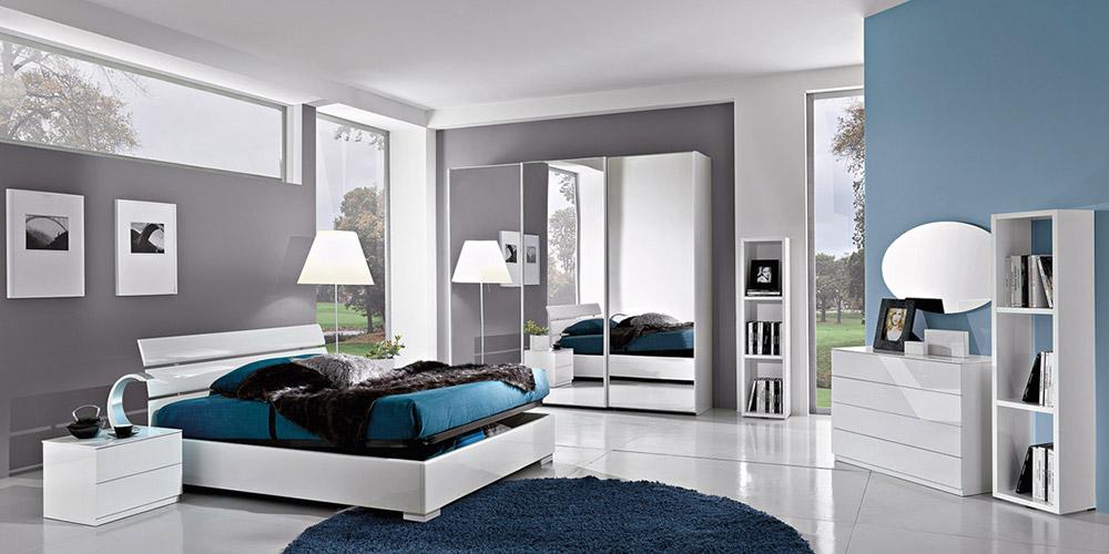 Camere Da Letto Felver.Camere Moderne Panciera Arredamenti
